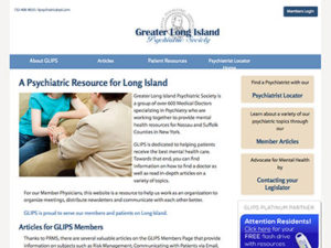 Greater Long Island Psychiatric Society