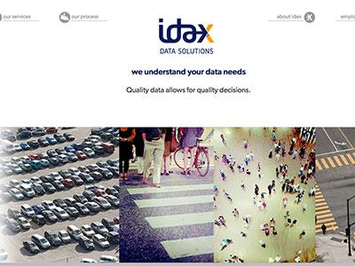 Idax data site