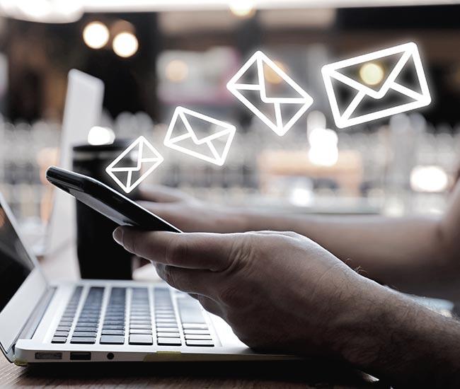 strategic emails